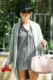 Jennifer Lawrence Stills Out with Her Dog in New York