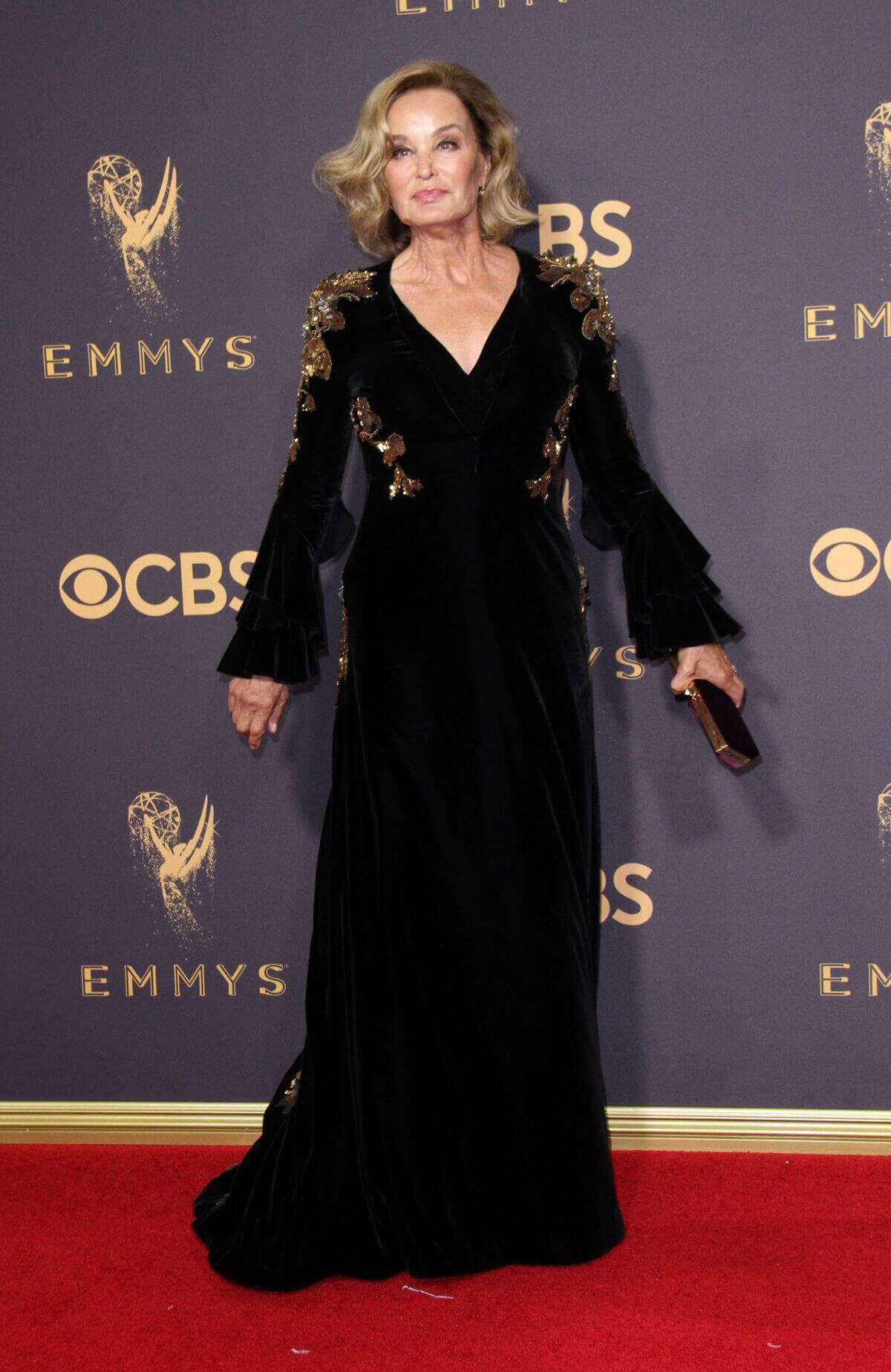 Jessica Lange Stills at 69th Annual Primetime Emmy Awards in Los Angeles