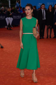 Joyce Jonathan Stills at Mother! Movie Premiere at 43rd Deauville American Film Festival