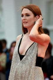 Julianne Moore wears Valentino Gown at 74th Venice International Film Festival