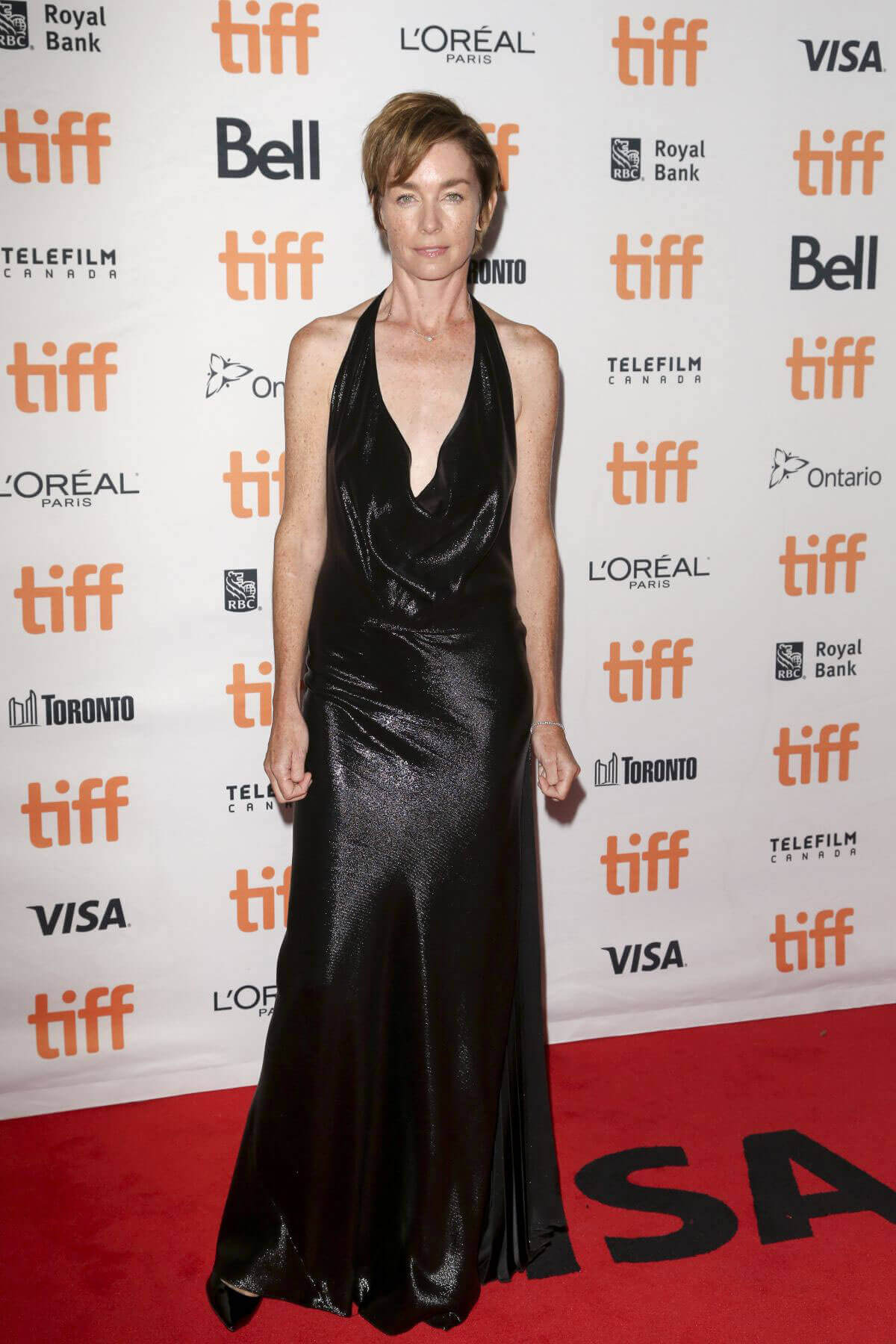 Julianne Nicholson at I Tonya Premiere at Toronto International Film Festival