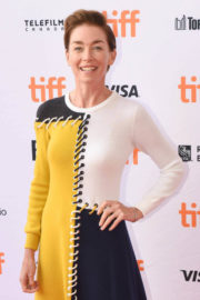 Julianne Nicholson Stills at 'Who We Are Now' Premiere at 2017 TIFF in Toronto