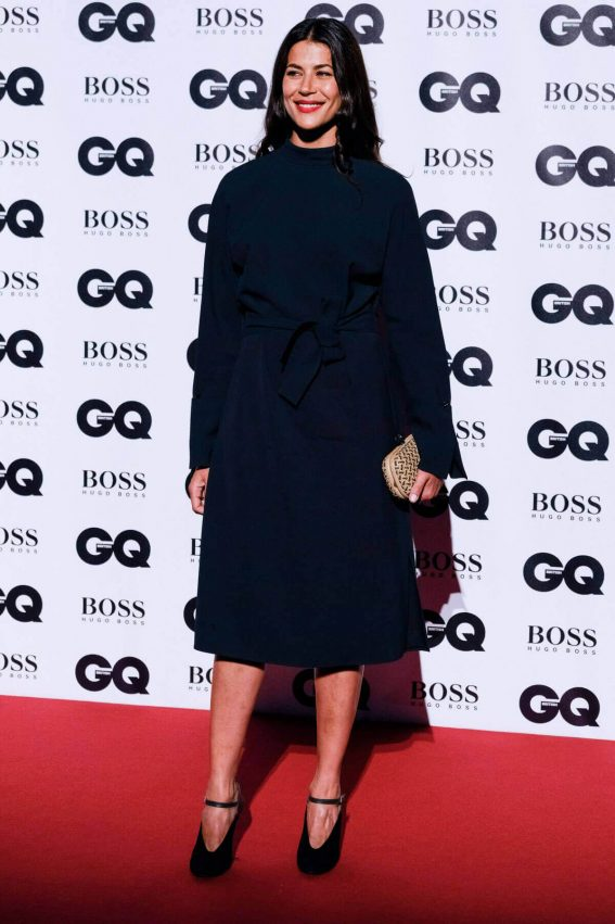 Karima McAdams Stills at GQ Men of the Year Awards 2017 in London