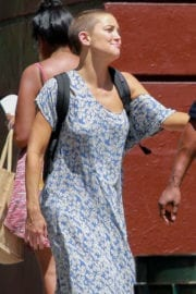 Kate Hudson and Maddie Ziegler Stills on the Set of Sister in West Hollywood