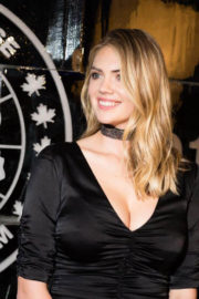 Kate Upton Stills at Canada Goose 60th Anniversary Party in Toronto