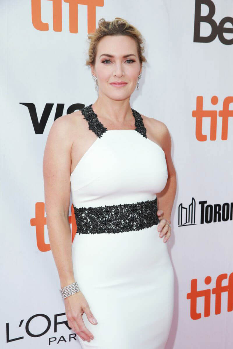Kate Winslet Stills at 'The Mountain Between Us' Premiere at 2017 TIFF in Toronto