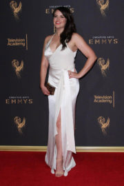 Kathryn Burns at Creative Arts Emmy Awards in Los Angeles