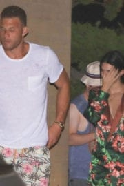 Kendall Jenner and Blake Griffin Stills Out in Malibu