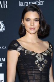 Kendall Jenner Get Glam Looks For 'Harper's Bazaar' Icons Party in New York