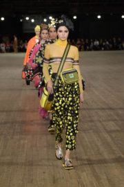 Kendall Jenner Stills at Marc Jacobs Fashion Show at New York Fashion Week