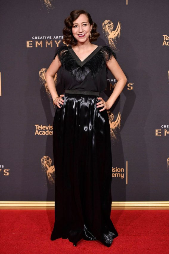 Kristen Schaal at Creative Arts Emmy Awards in Los Angeles