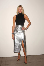 Kristen Taekman Stills at Jonathan Simkhai Fashion Show at NYFW
