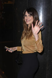 Lake Bell Stills at NBC Studios in New York