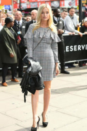 Laura Whitmore Stills at Reserved Shop Opening in London