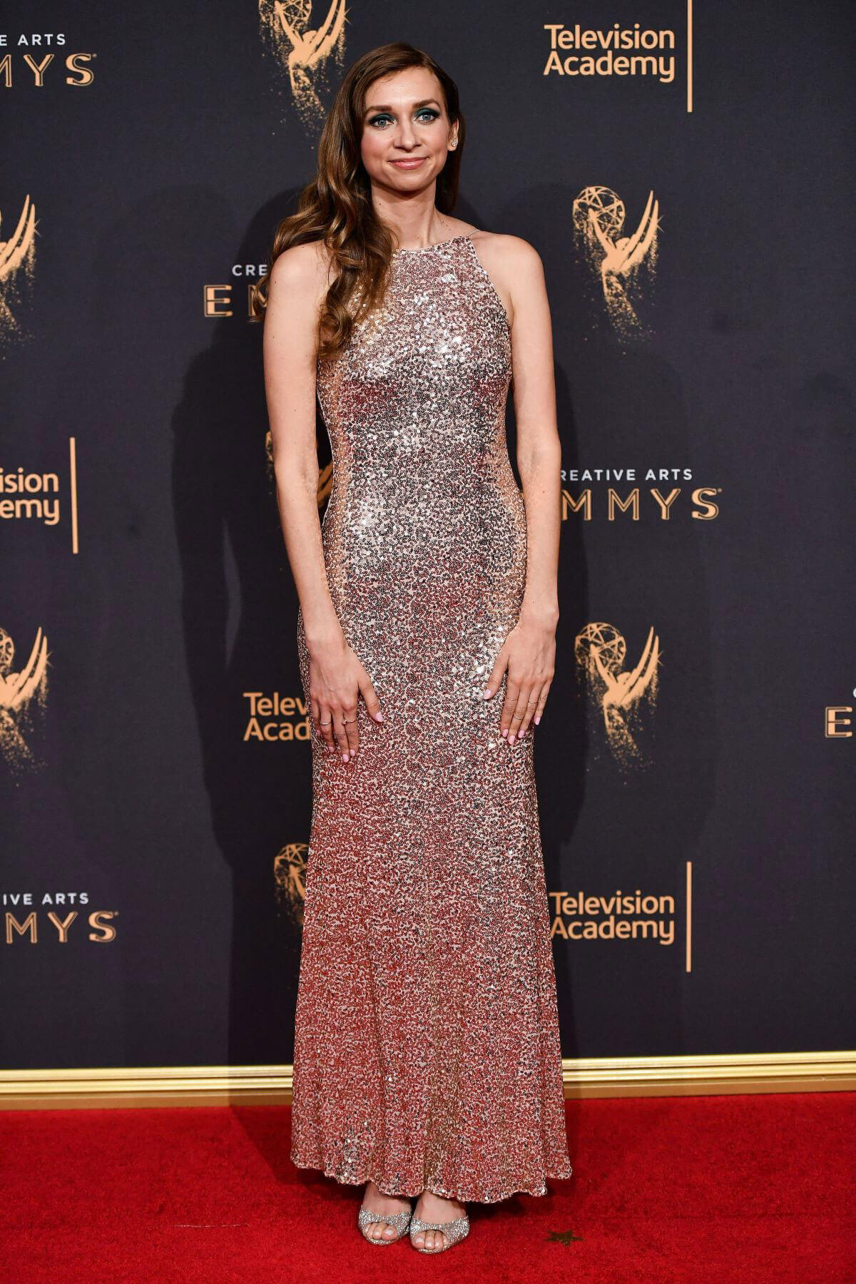 Lauren Lapkus at Creative Arts Emmy Awards in Los Angeles