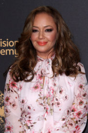 Leah Remini at Creative Arts Emmy Awards in Los Angeles