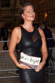 Lucy Horobin Stills at Inspiration Awards for Women in London