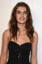 Mackinley Hill Stills at E!, Elle & Img Host New York Fashion Week Kickoff Party
