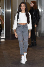 Madison Beer and Scott Disick Stills at a Diamond and Jewellery Store in New York