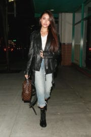 Madison Beer Stills Leaves a Photoshoot in Beverly Hills