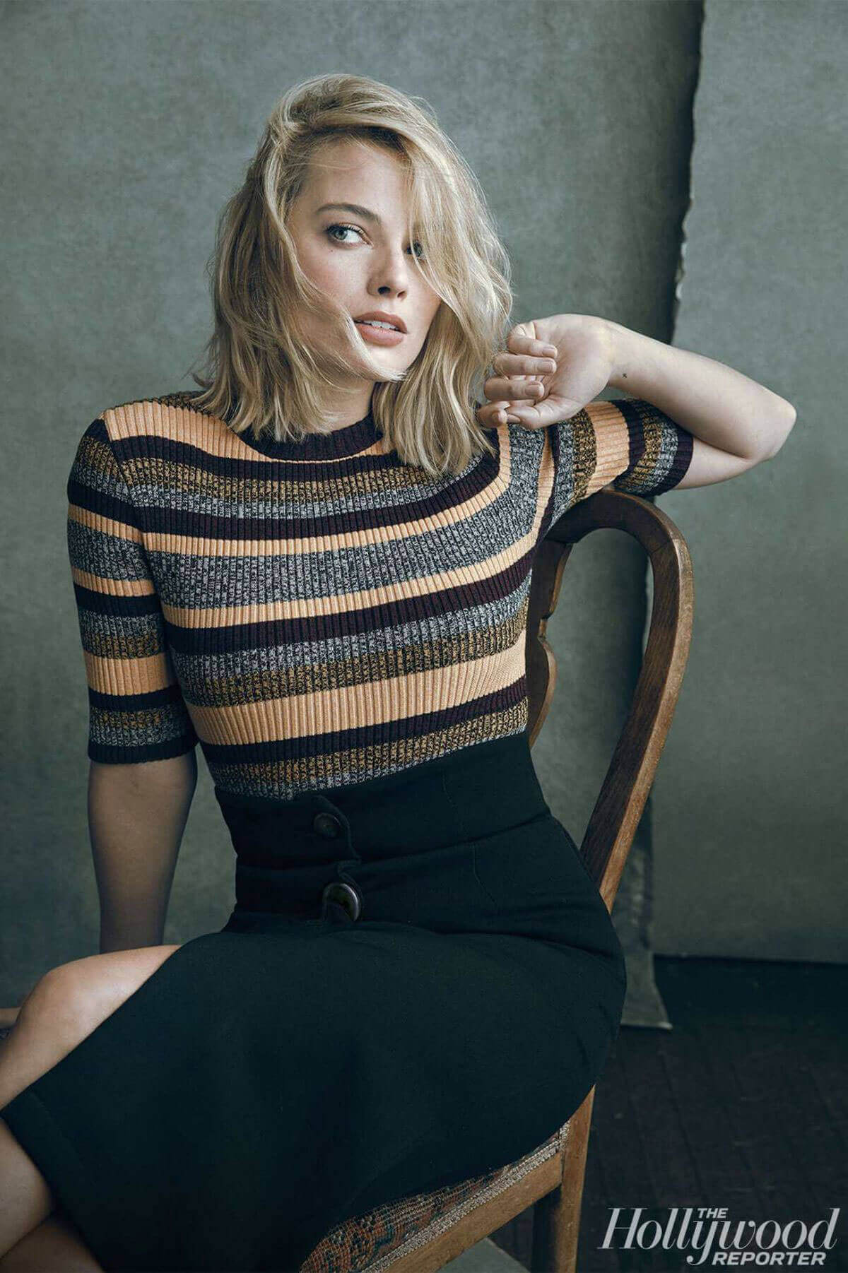 Margot Robbie Stills for The Hollywood Reporter at TIFF