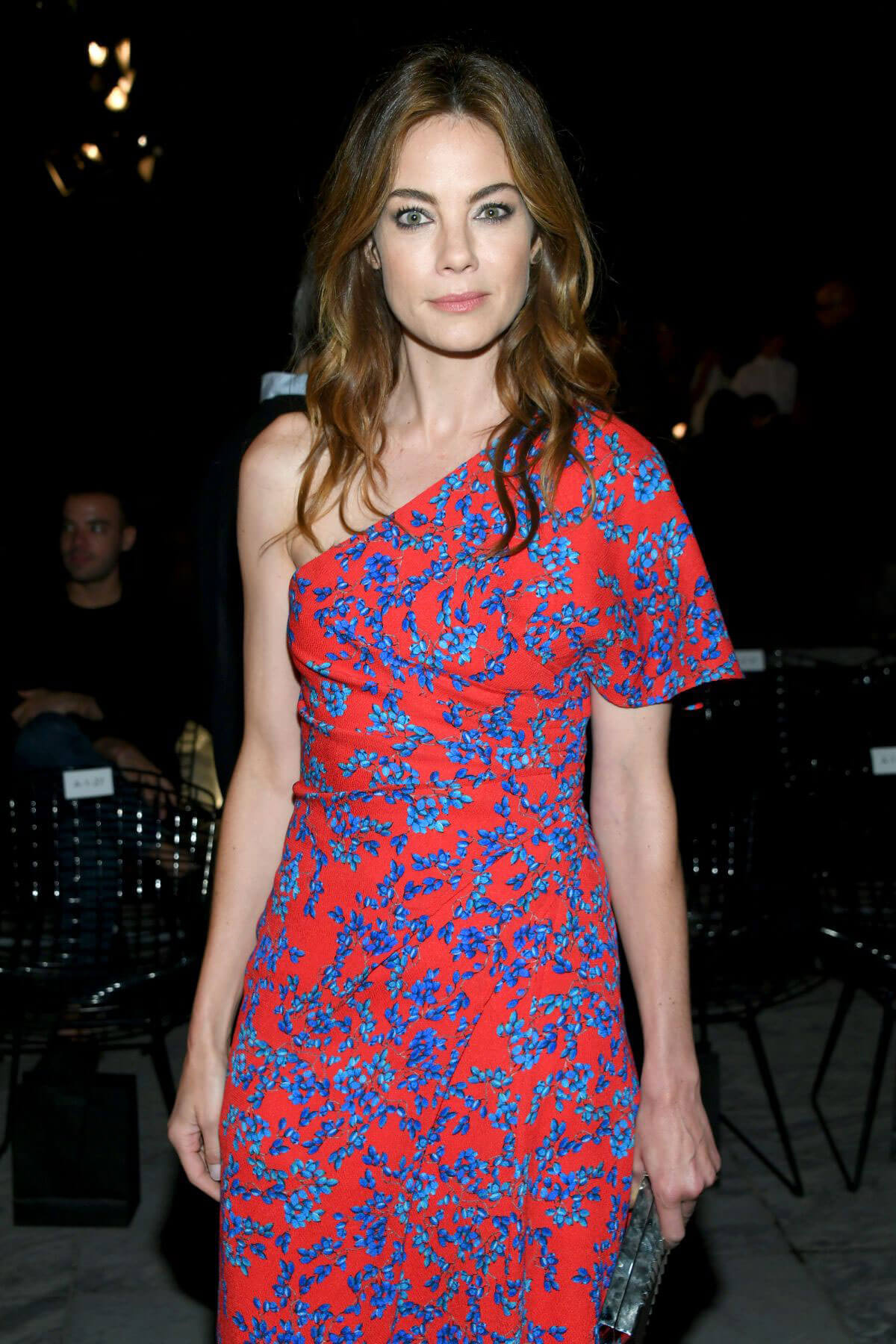 Michelle Monaghan Stills at Oscar De La Renta Fashion Show at NYFW