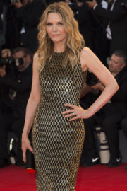 "Michelle Pfeiffer at ""Mother!"" Movie Premiere at 74th Venice Film Festival"