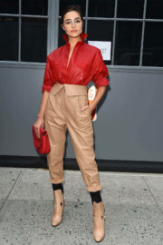 Olivia Culpo Stills Out and About in New York