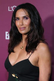 Padma Lakshmi Stills at 2017 Entertainment Weekly Pre-emmy Party in West Hollywood