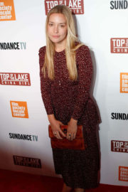 Piper Perabo Stills at Top of the Lake: China Girl Premiere in New York