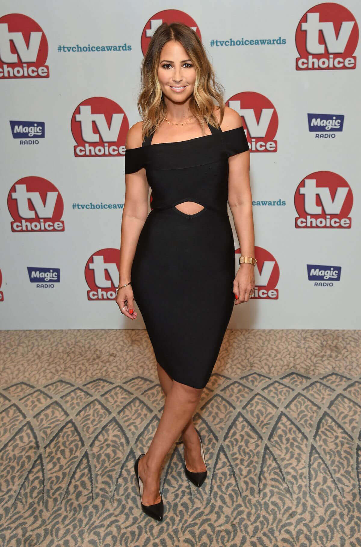 Rachel Stevens Stills at TV Choice Awards 2017 in London