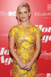 """Reese Witherspoon Stills at Cinema Society Host Screening of """"Home Again"""" in New York"""