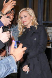 Reese Witherspoon Stills Leaves Watch What Happens Live in New York