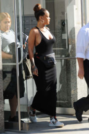 Rihanna Stills Out and About in New York