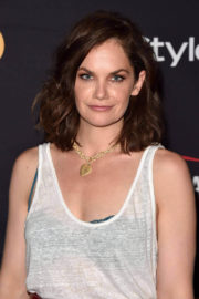 Ruth Wilson Stills at HFPA & Instyle Annual Celebration of 2017 TIFF