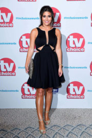 Sadie Stuart Stills at TV Choice Awards 2017 in London