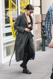 Selena Gomez Stills Out and About in New York