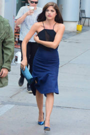 Selma Blair Out and About in Toronto
