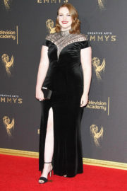 Shannon Purser at Creative Arts Emmy Awards in Los Angeles