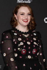 Shannon Purser Stills at Television Academy 69th Emmy Performer Nominees Cocktail Reception in Beverly Hills
