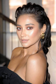 Shay Mitchell at Cinq A Dept Presentation at NYFW in New York