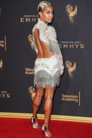 Sibley Scoles at Creative Arts Emmy Awards in Los Angeles