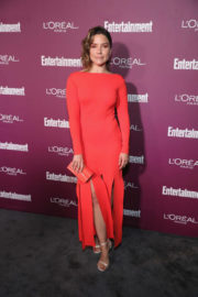 Sophia Bush Stills at 2017 Entertainment Weekly Pre-emmy Party in West Hollywood