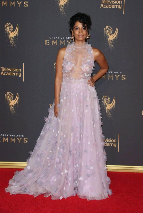 Susan Kelechi Watson at Creative Arts Emmy Awards in Los Angeles