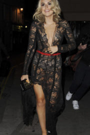 Tallia Storm Stills at Loulou's Mayfair in London