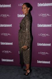 Tracee Ellis Ross Stills at 2017 Entertainment Weekly Pre-emmy Party in West Hollywood
