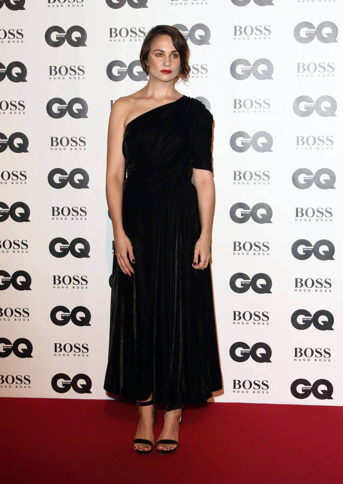 Tuppence Middleton Stills at GQ Men of the Year Awards 2017 in London
