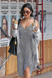 Vanessa Hudgens Stills Out and About in Studio City