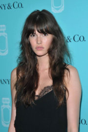 Vanessa Moody Stills at Tiffany & Co. Fragrance Launch in New York