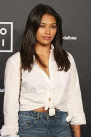 Vanessa White Stills at Voxi Launch Party in London